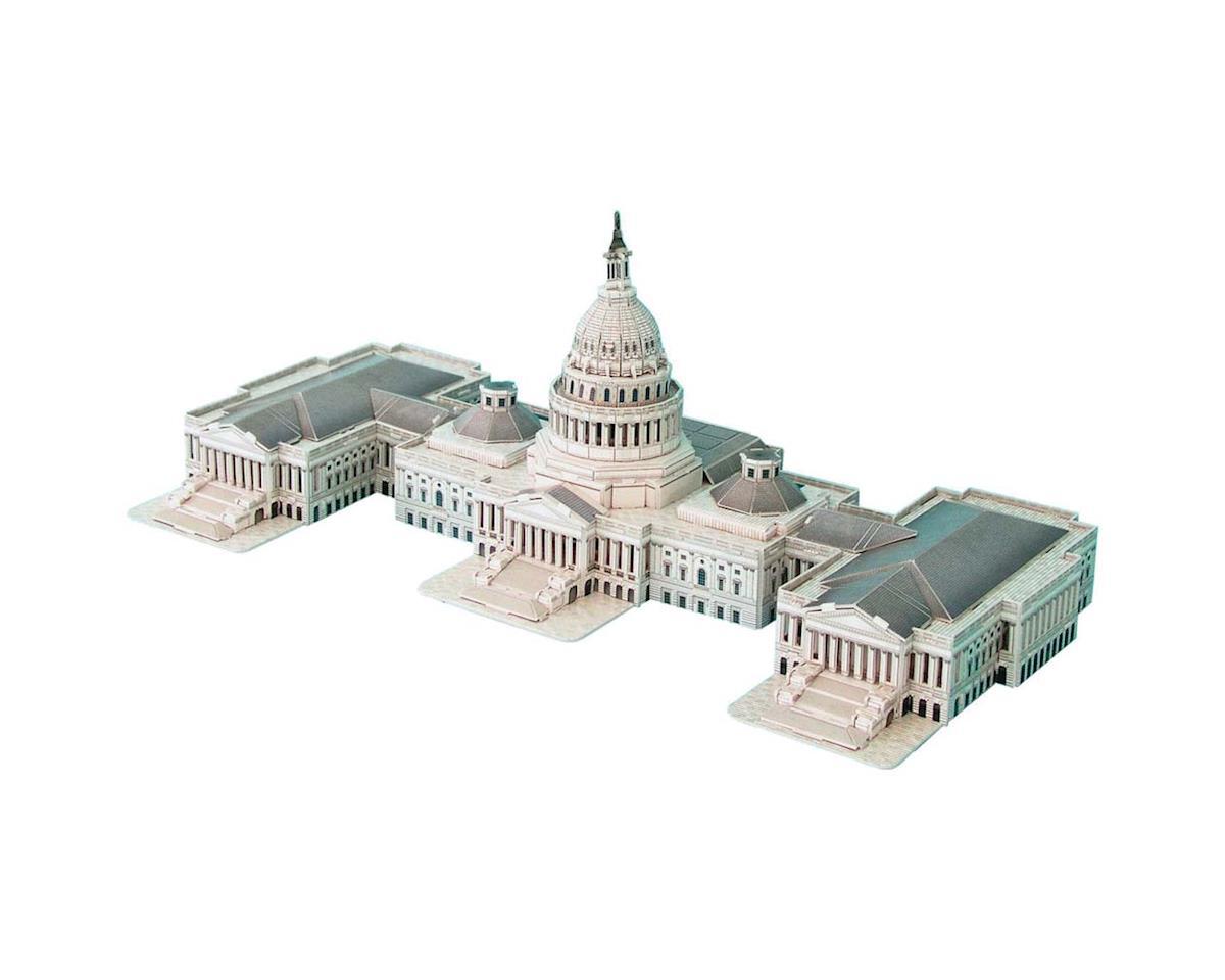 Cubic Fun Us Capitol 3D 132Pcs
