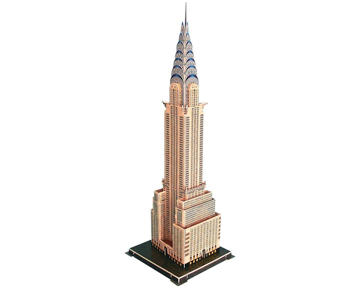 Cubic Fun Chrysler Building 3D 70Pcs