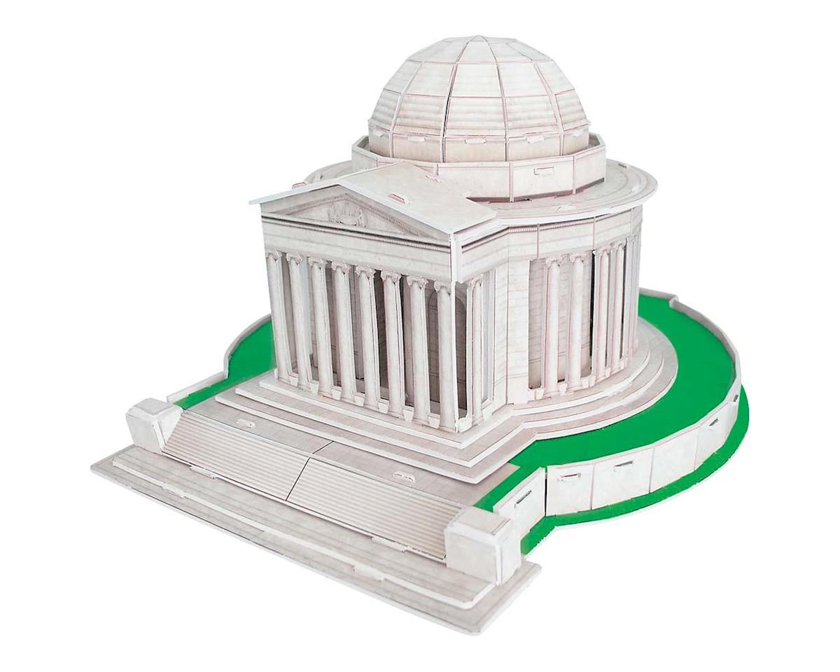 Jefferson Memorial 3D 35pcs