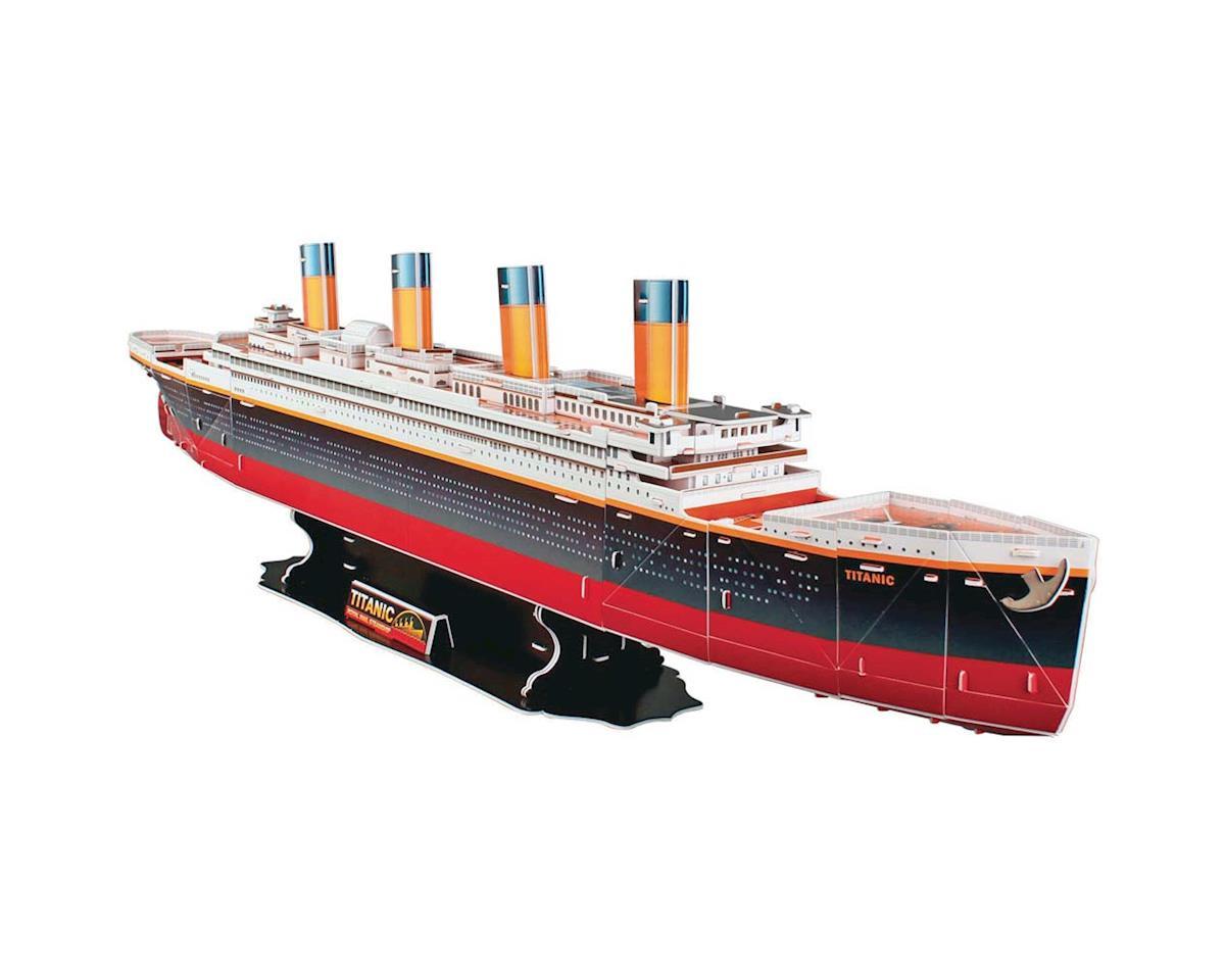 Cubic Fun Titanic 3D 113Pcs