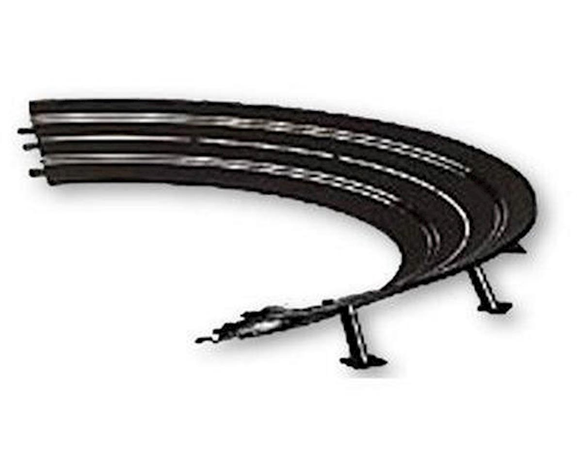 Carrera 4 High Banked 2//45 Degrees Curved Track