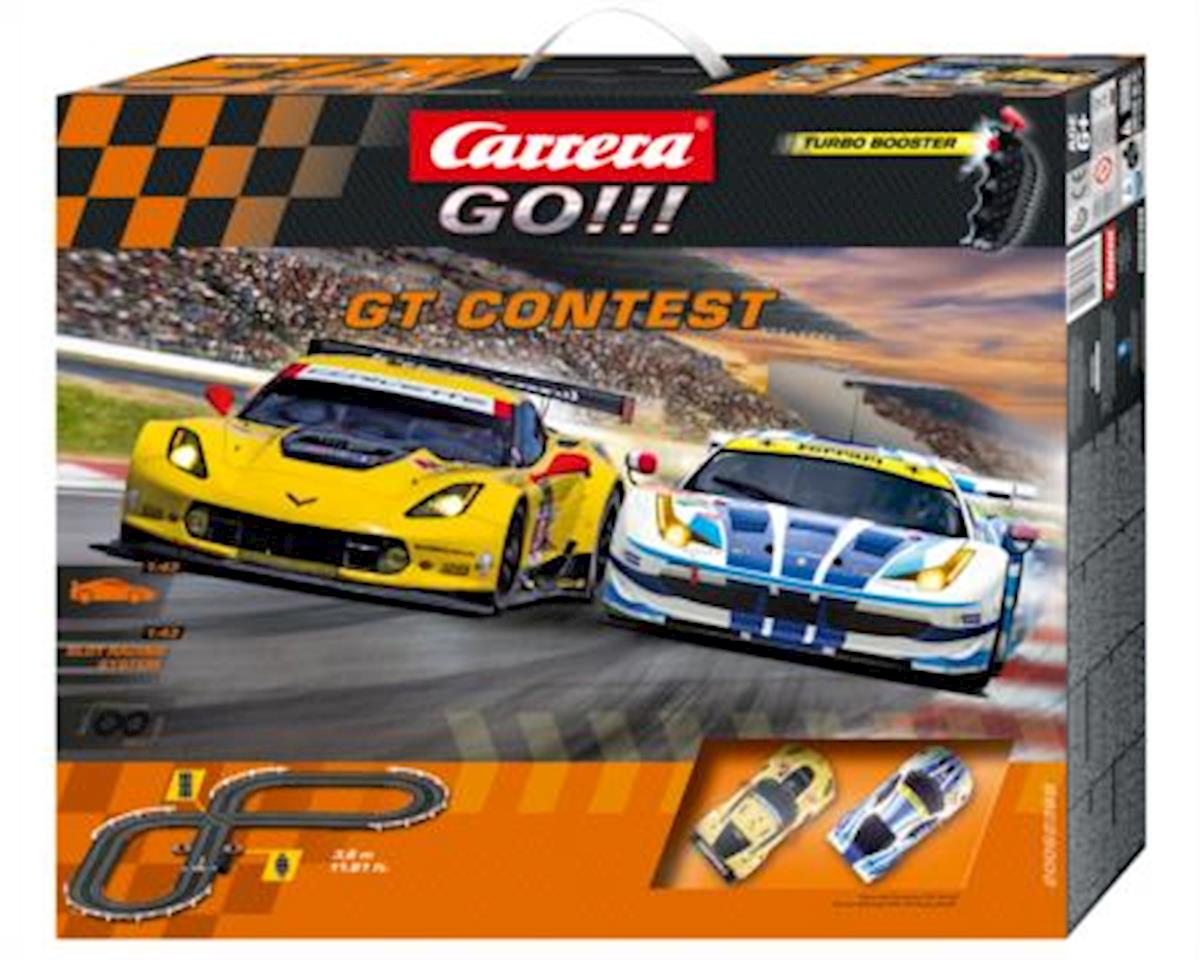 1/43 Carrera GO!!! GT Contest Full Kit by Carrera Country Toys