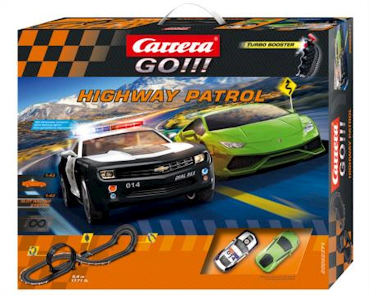 Carrera Country Toys Highway Patrol