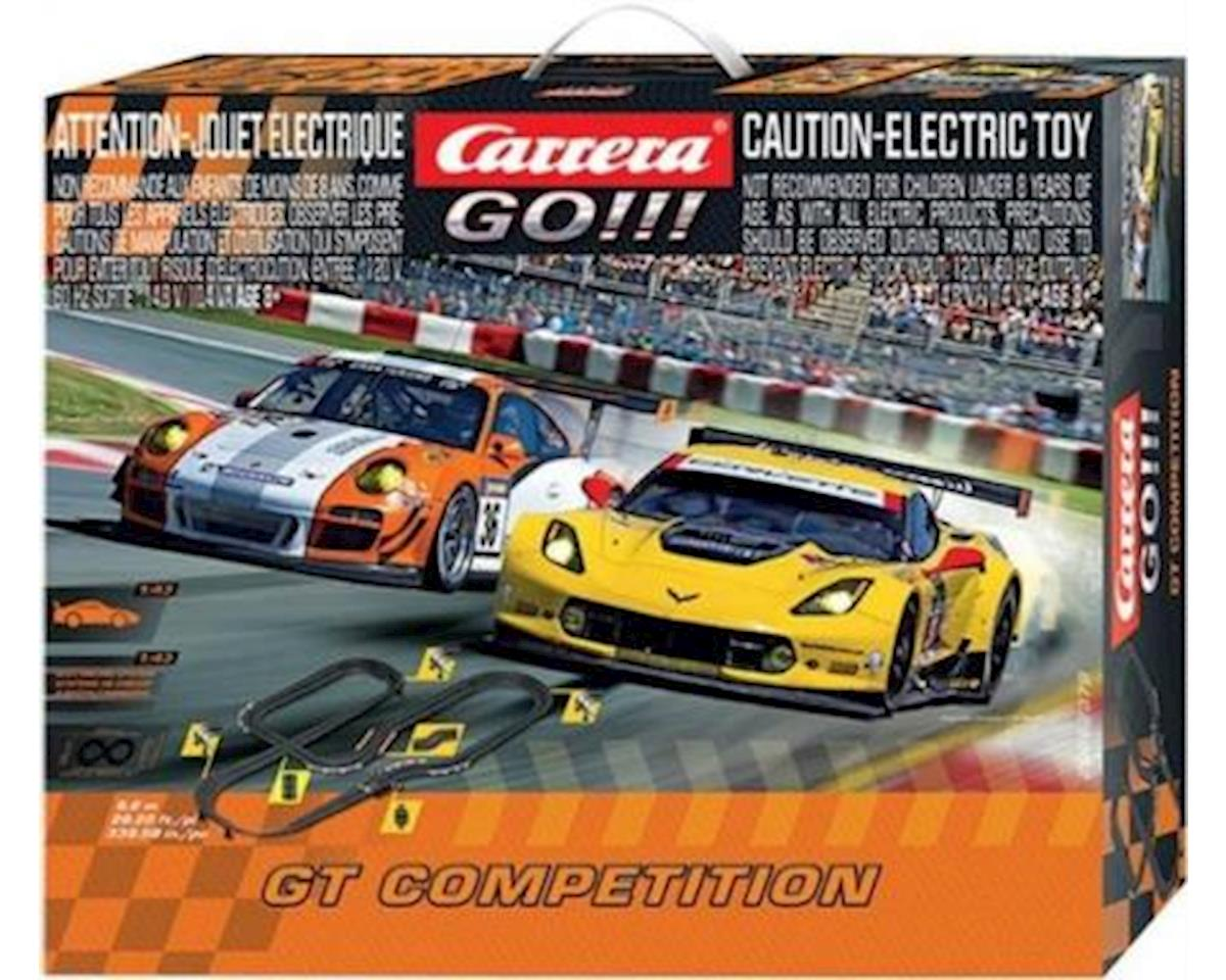 Carrera Country Toys GO!!! GT Competition 1/43 Slot Car Set