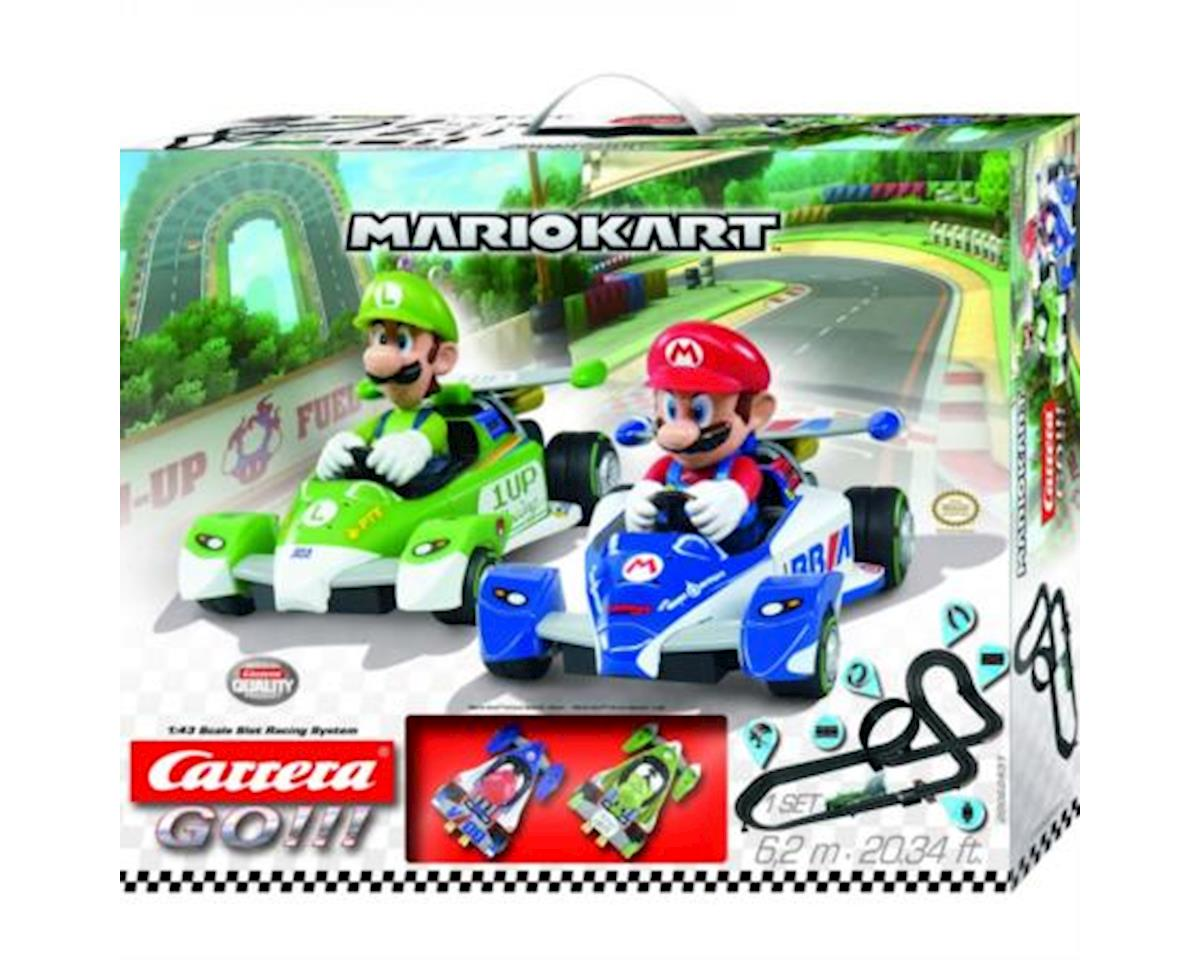 Carrera 1/43 Carrera GO!!! Mario Kart Slot Car Set