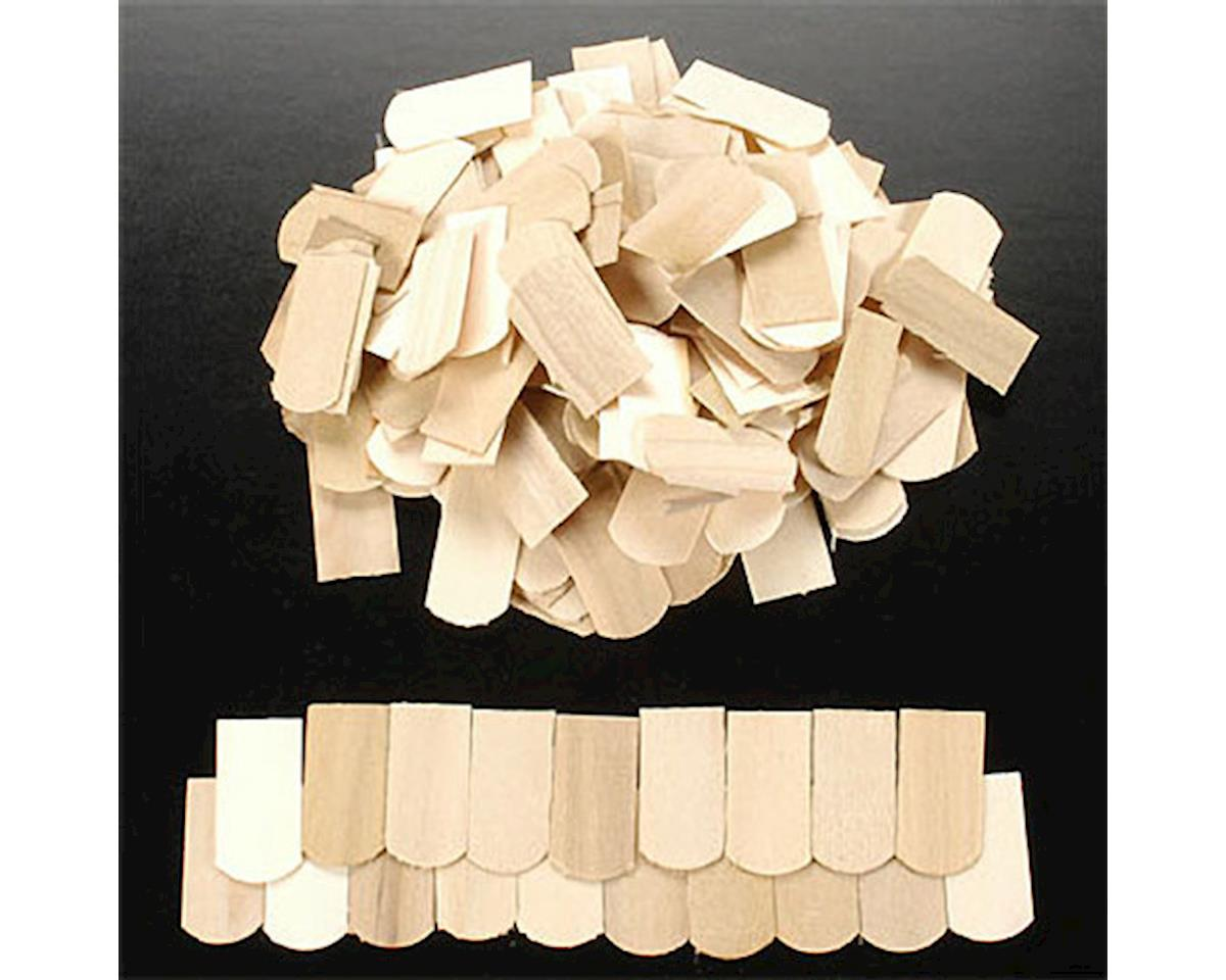 Corona Concepts Dollhouse 4701 Fishscale Birch Shingles (400)