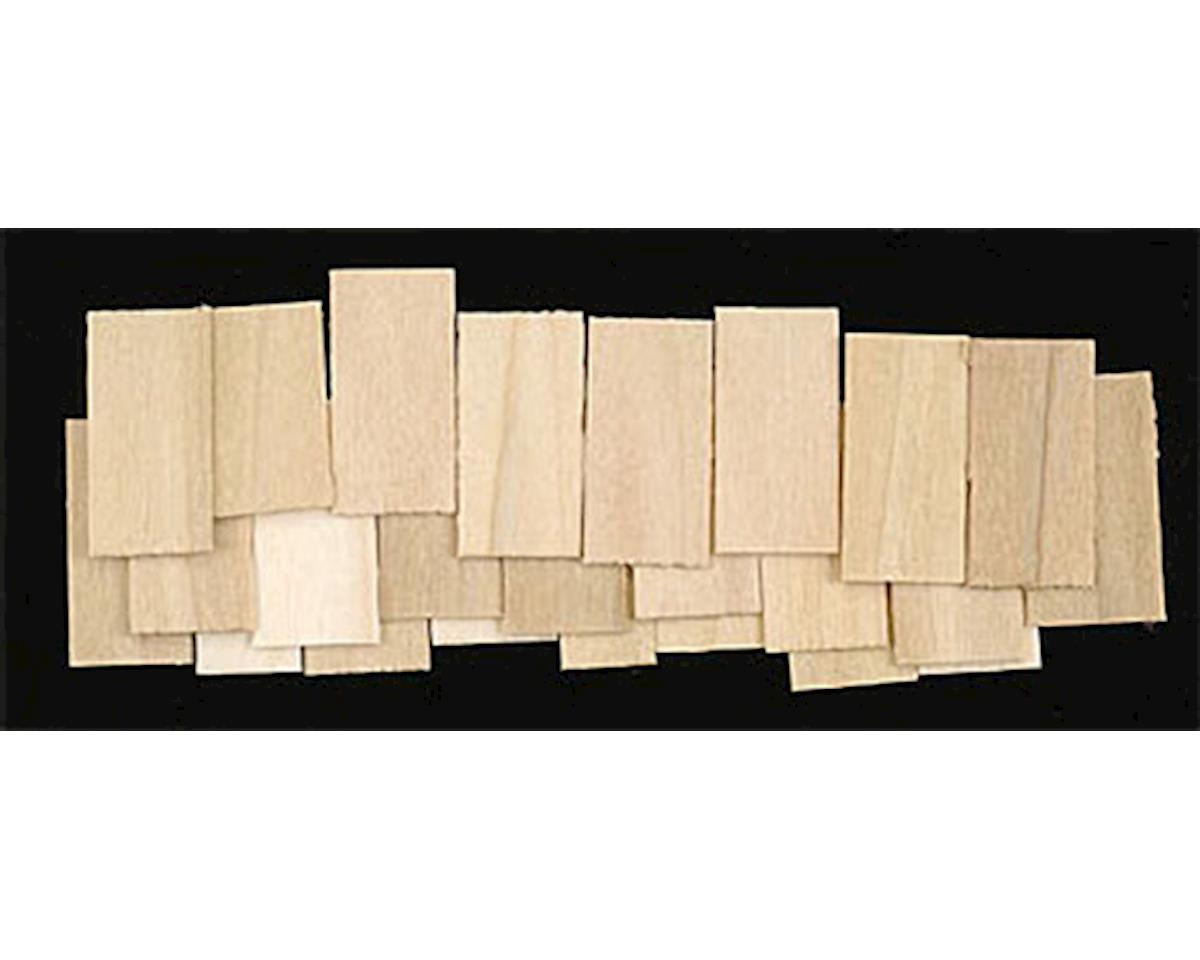 Corona Concepts Dollhouse 4703 Rectangle Birch Shingles (400)