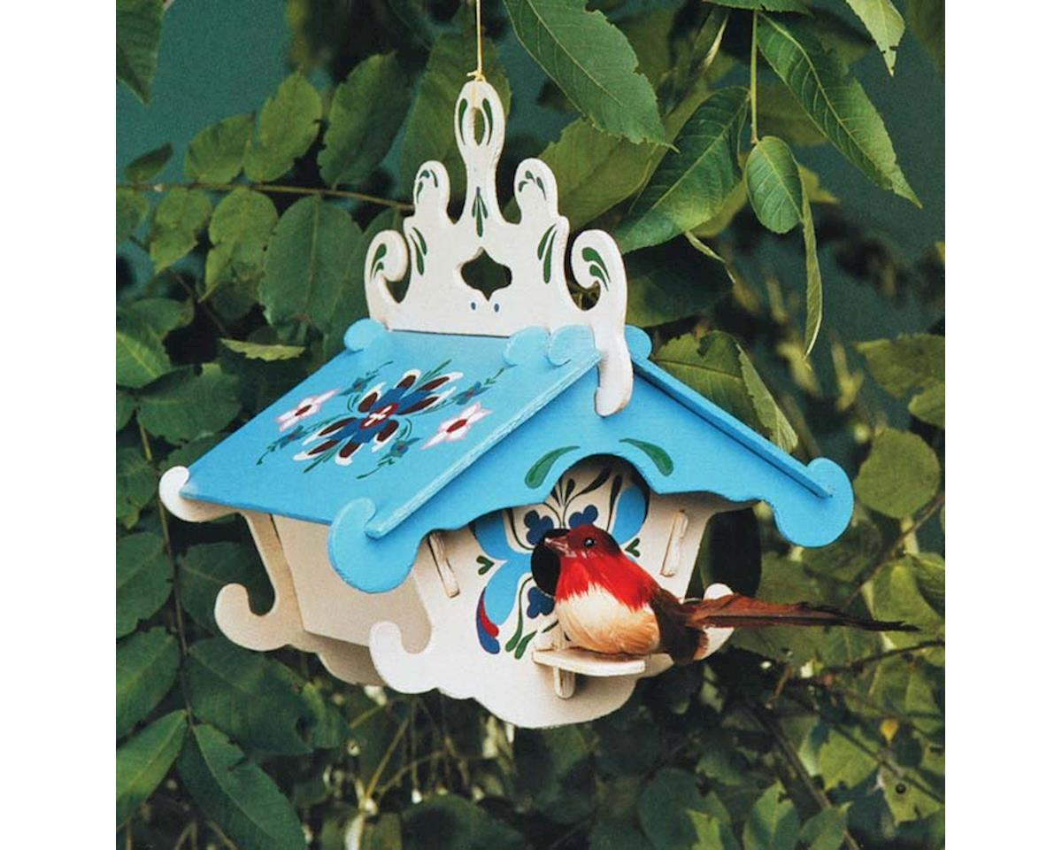 Corona Concepts Dollhouse 6901 The Lodge Birdhouse