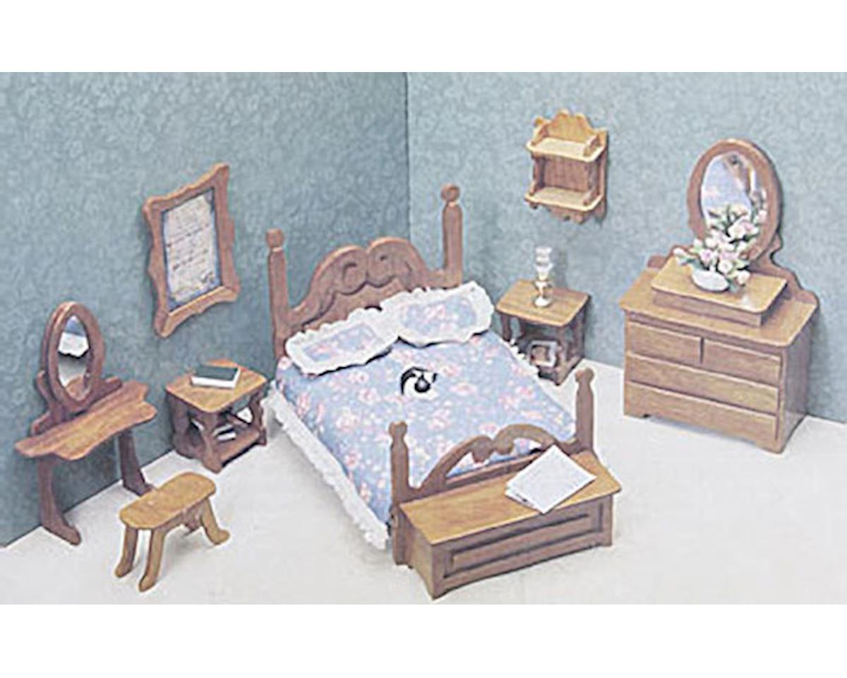 Corona Concepts Dollhouse Bedroom Furniture