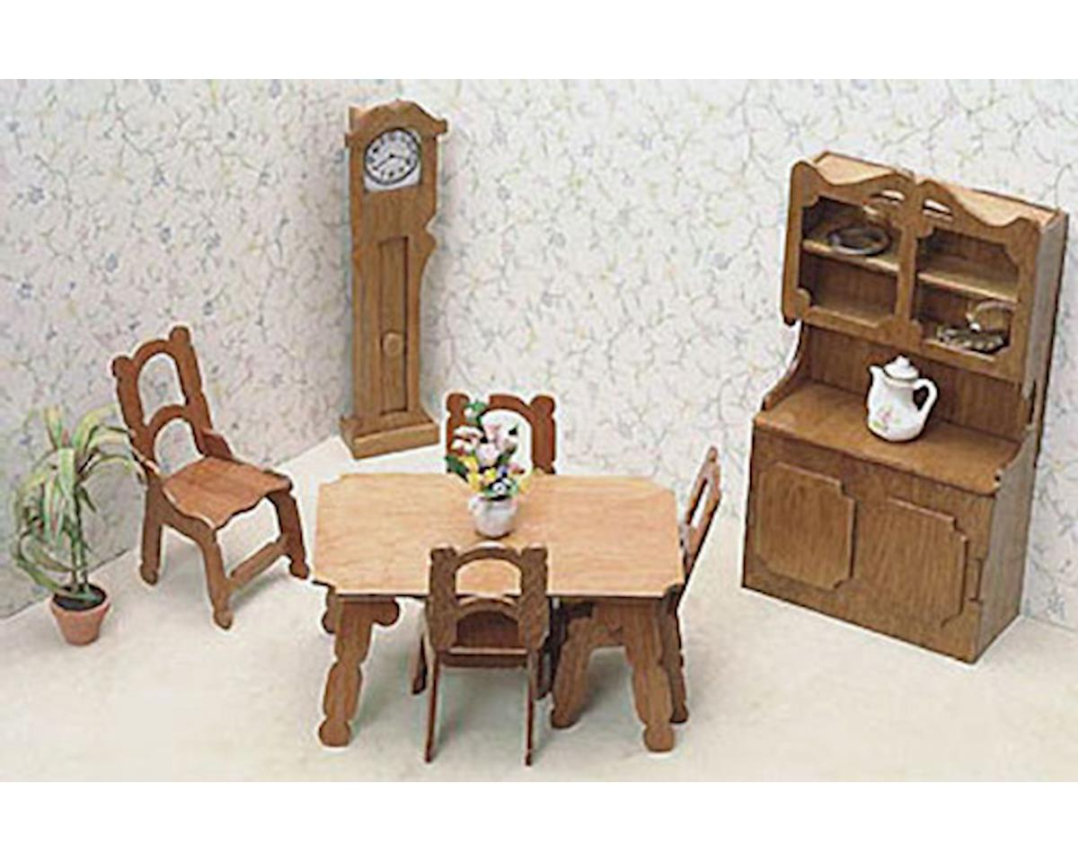 Corona Concepts Dollhouse 7202 Dining Room Furniture
