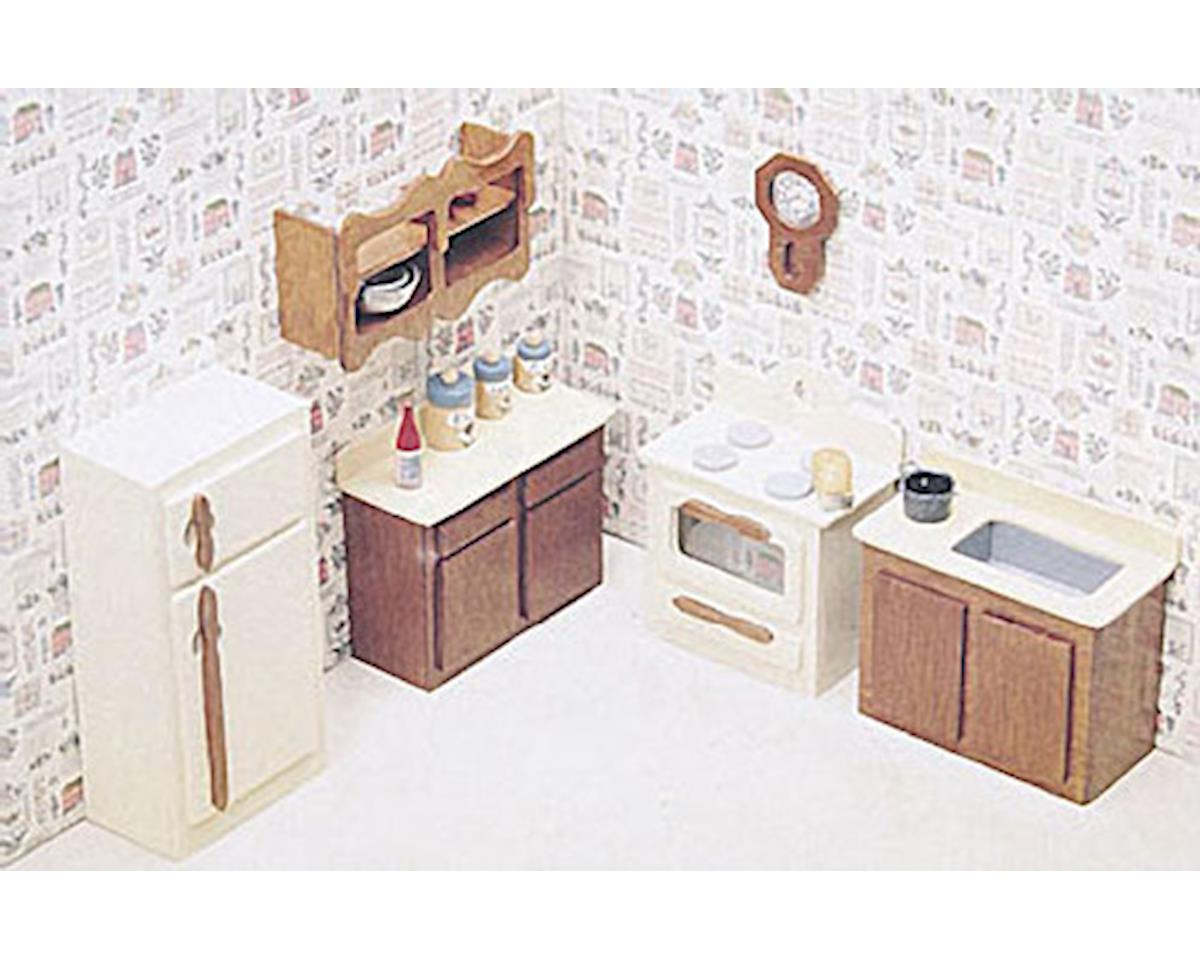 Corona Concepts Dollhouse Kitchen Furniture