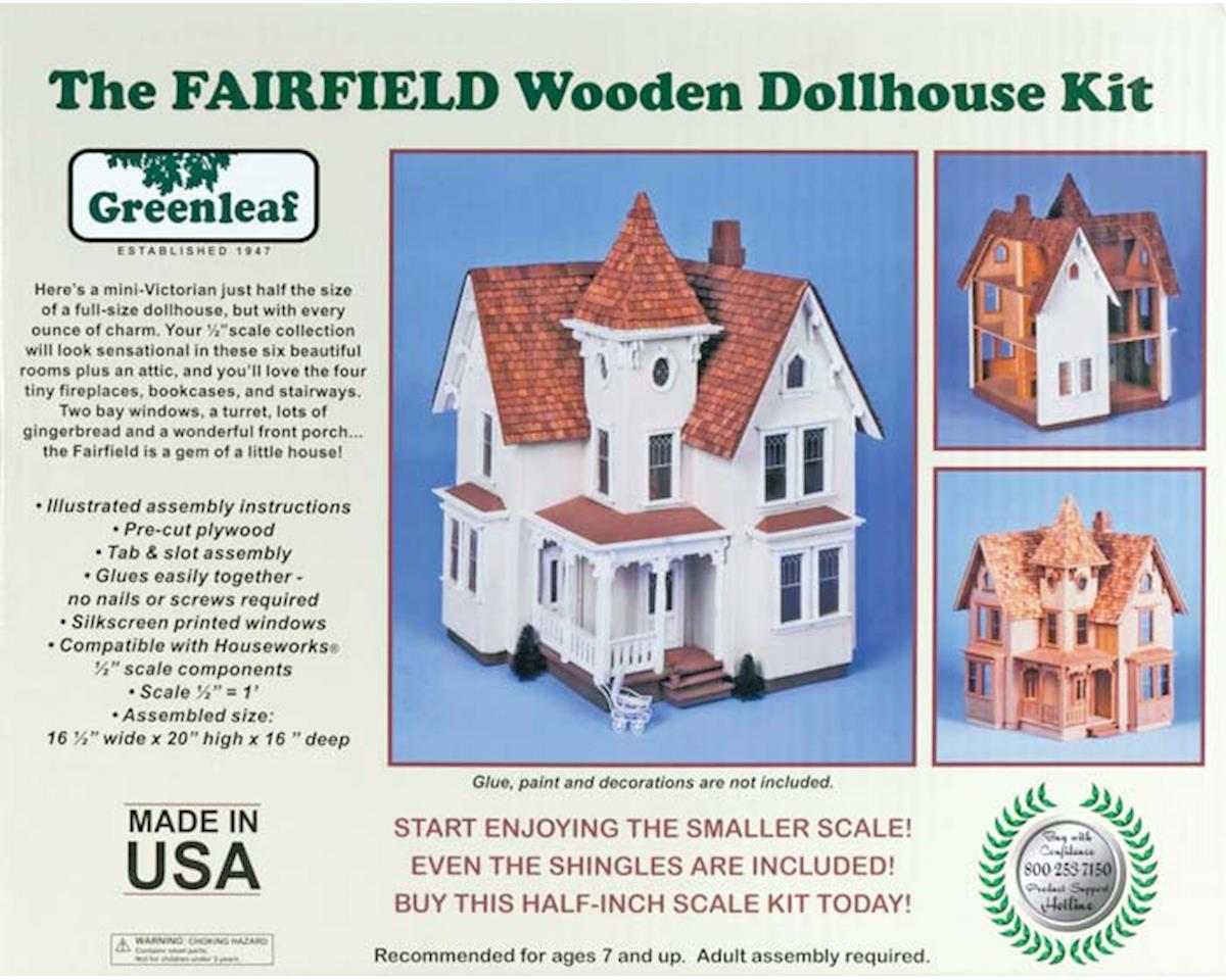 Corona Concepts Dollhouse 8015 Greenleaf The Fairfield
