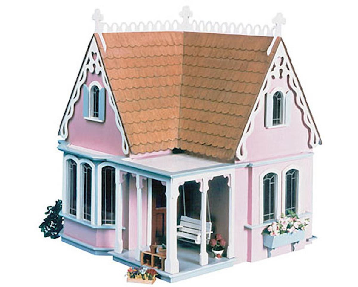 Corona Concepts Dollhouse 8023 Greenleaf The Coventry Cottage
