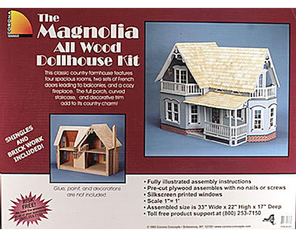 Corona Concepts Dollhouse 9303 Greenleaf The Magnolia