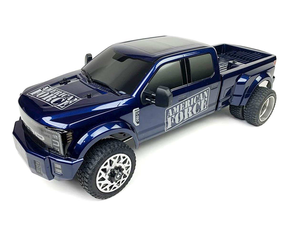 CEN Ford F-450 Super Duty – Blue CEG8980
