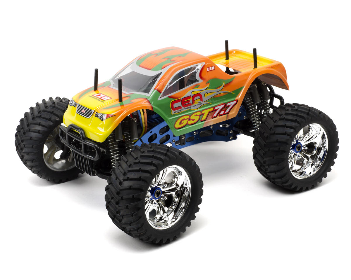 CEN Racing GST-E 1/8 Brushless 4WD Monster Truck w/2.4GHz Radio & 2200kV 4-Pole Motor