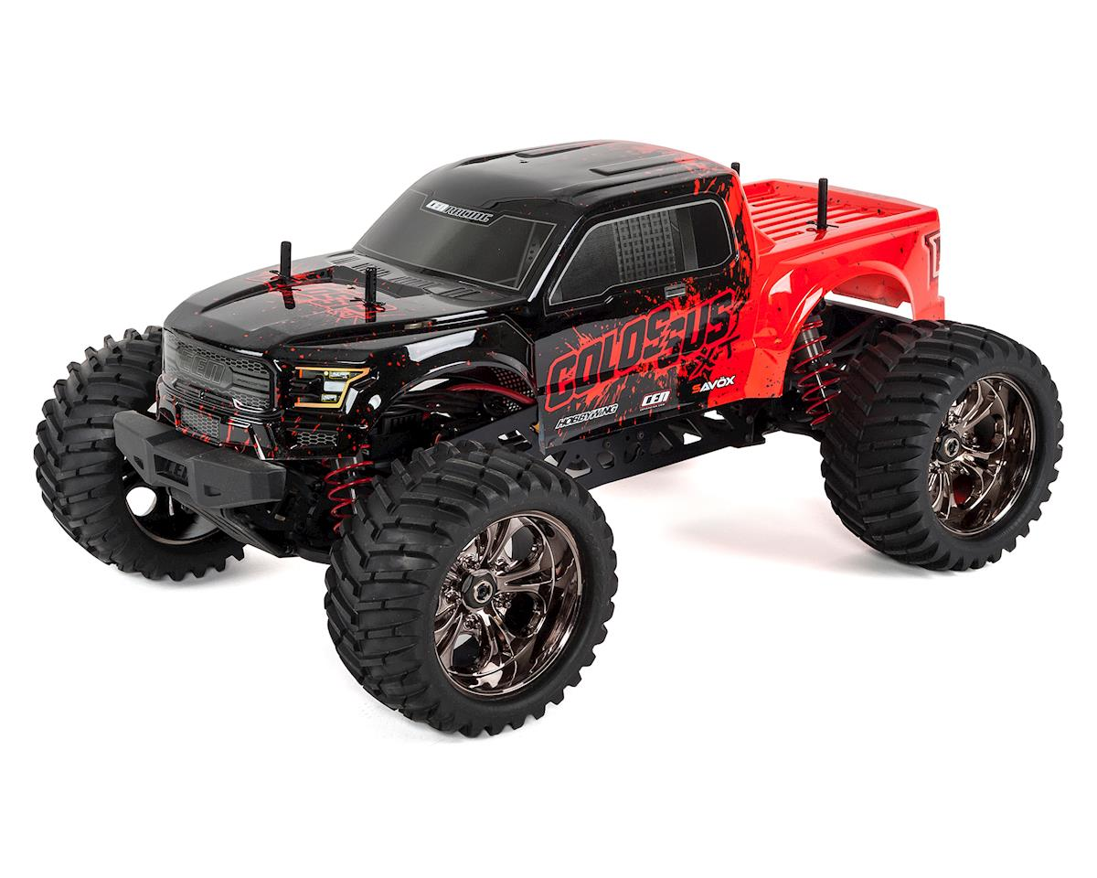 CEN Racing Colossus XT Mega Brushless 4WD Monster Truck