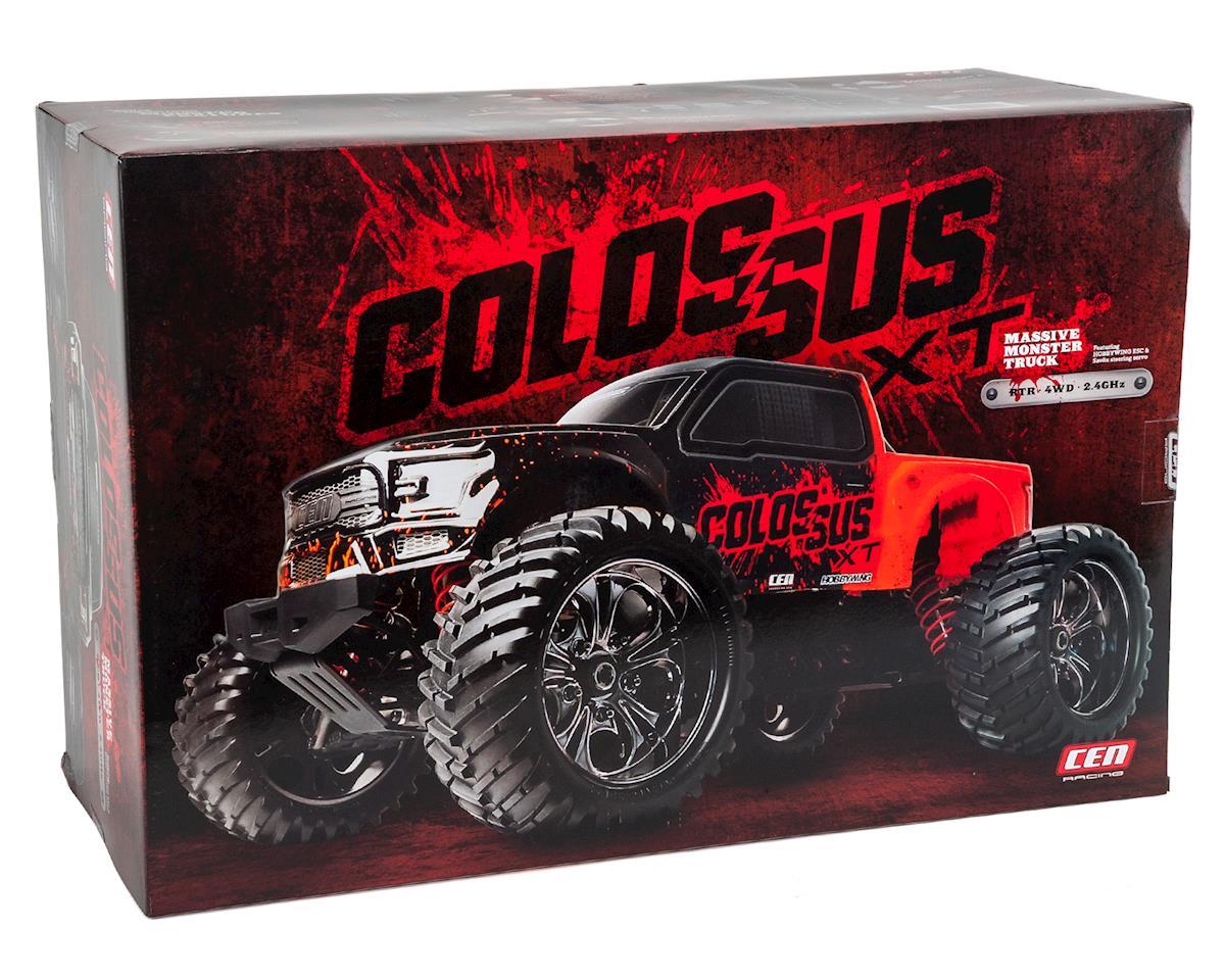 CEN Racing Colossus XT Mega Brushless 4WD Monster Truck