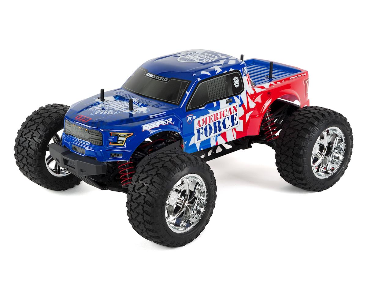 CEN Reeper Brushless 4WD Monster Truck (American Force Edition)