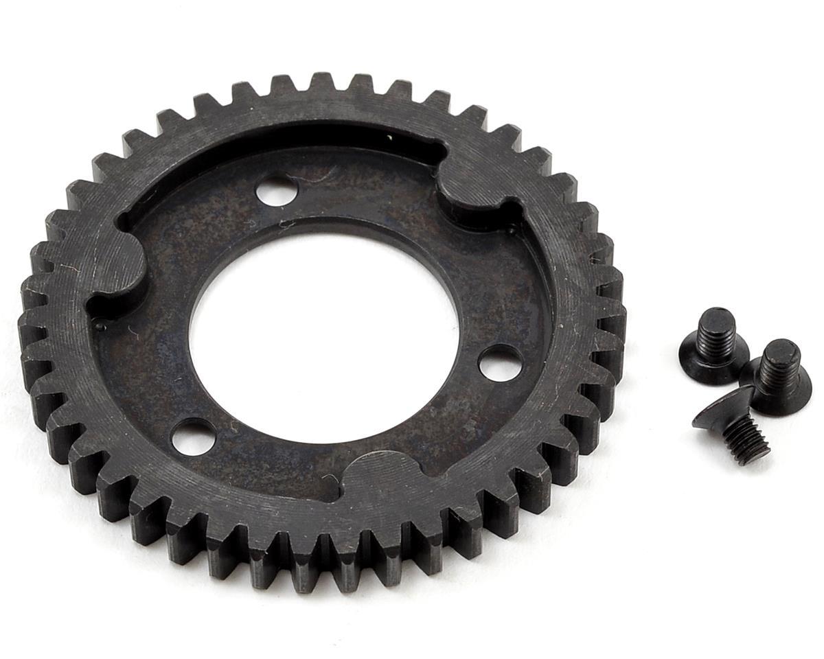 43T Steel 2-Speed Spur Gear by CEN