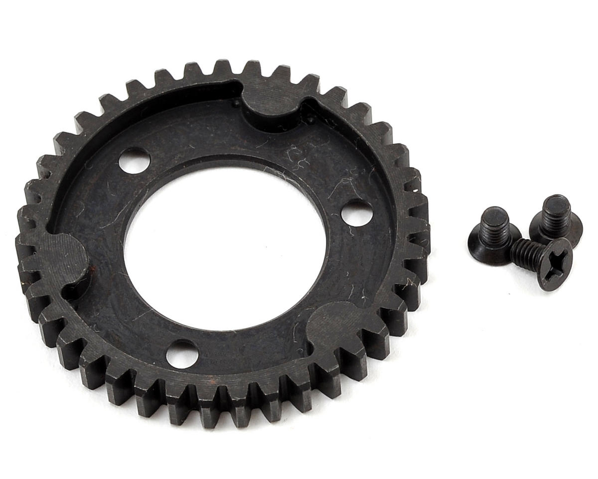 CEN 39T Steel 2-Speed Spur Gear