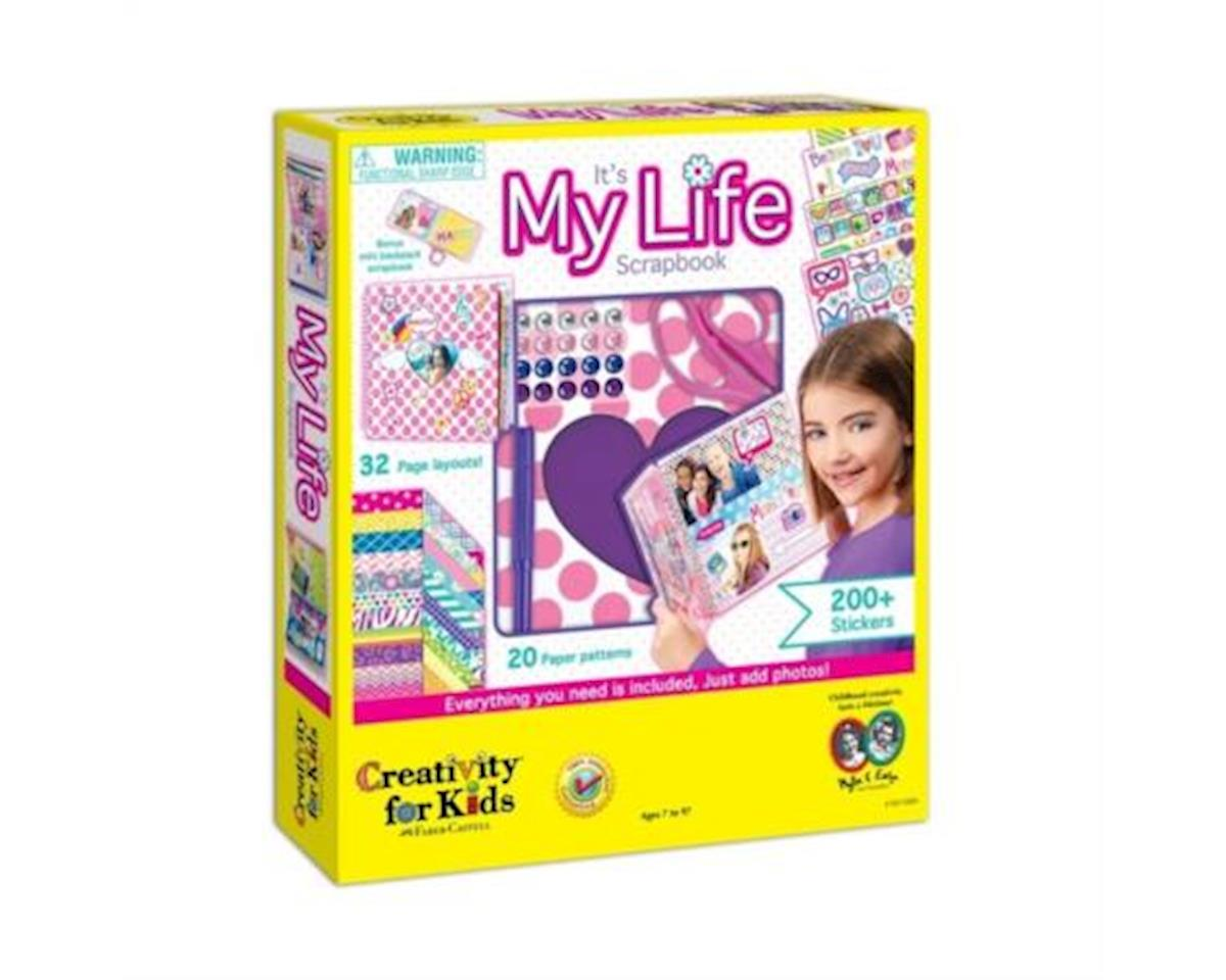Creativity For Kids It's My Life Scrapbook Kit - Craft Kits by Creativity For Kids (1011)