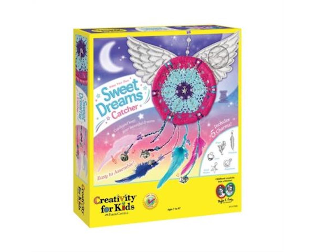 Make Your Own Sweet Dreams Catcher by Creativity For Kids