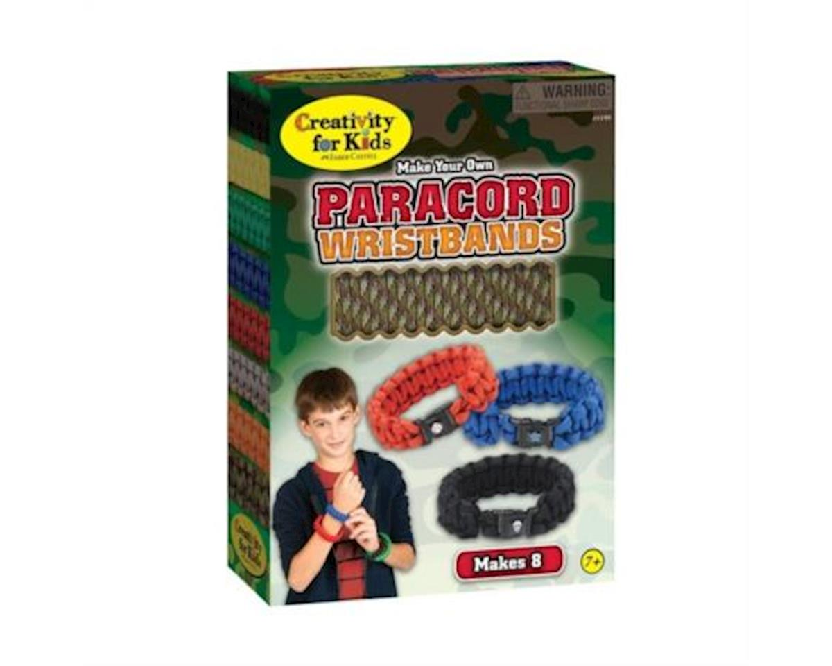 Make Your Own Paracord Wristbands by Creativity For Kids