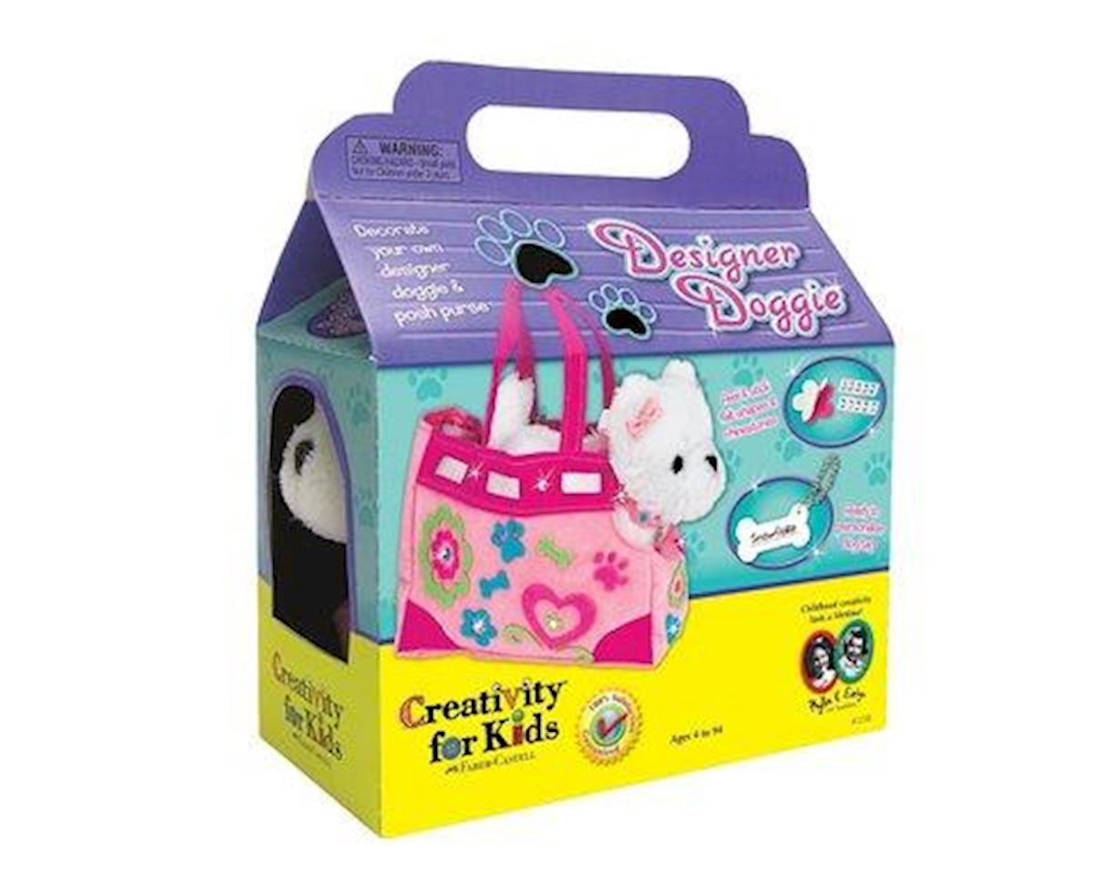 Creativity for Kids Designer Doggie Activity Party Accessory
