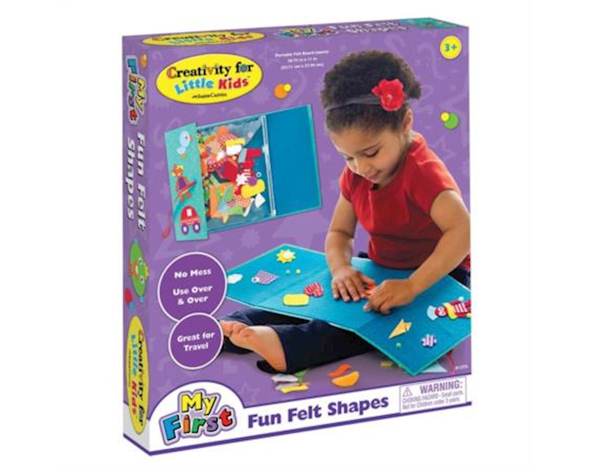 Creativity for Kids My First Fun Felt Shapes
