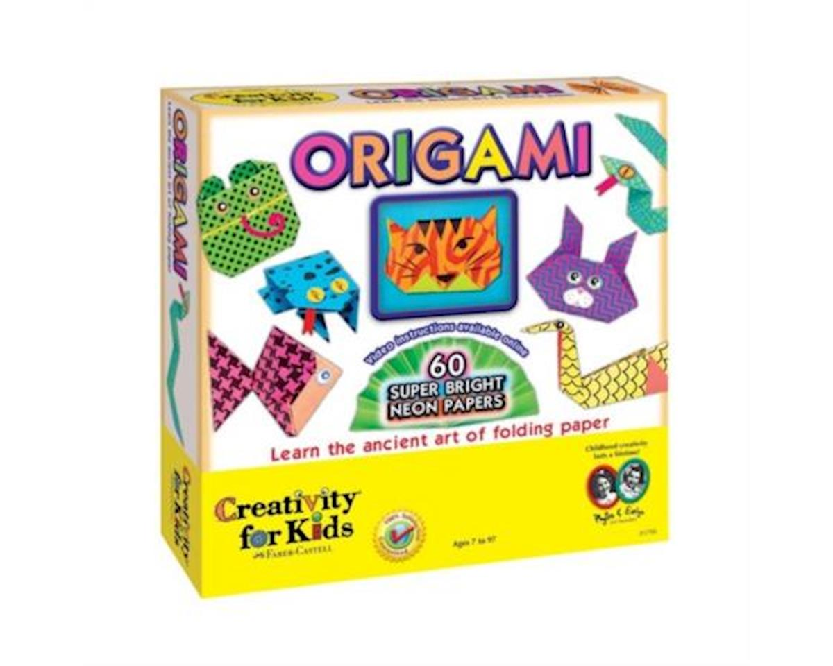 Creativity for Kids Origami