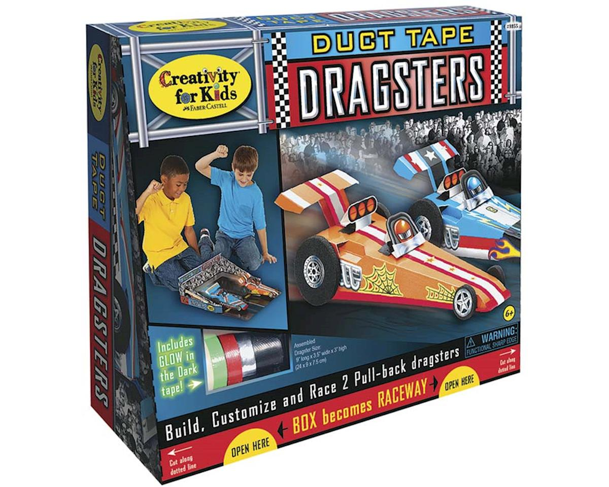 1855000 Duct Tape Dragster by Creativity For Kids