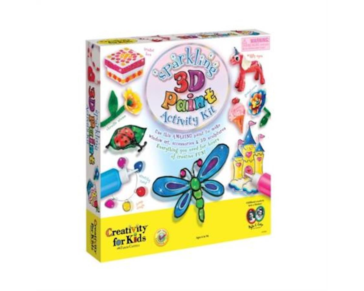 Sparkling 3D Wonder Paint by Creativity For Kids