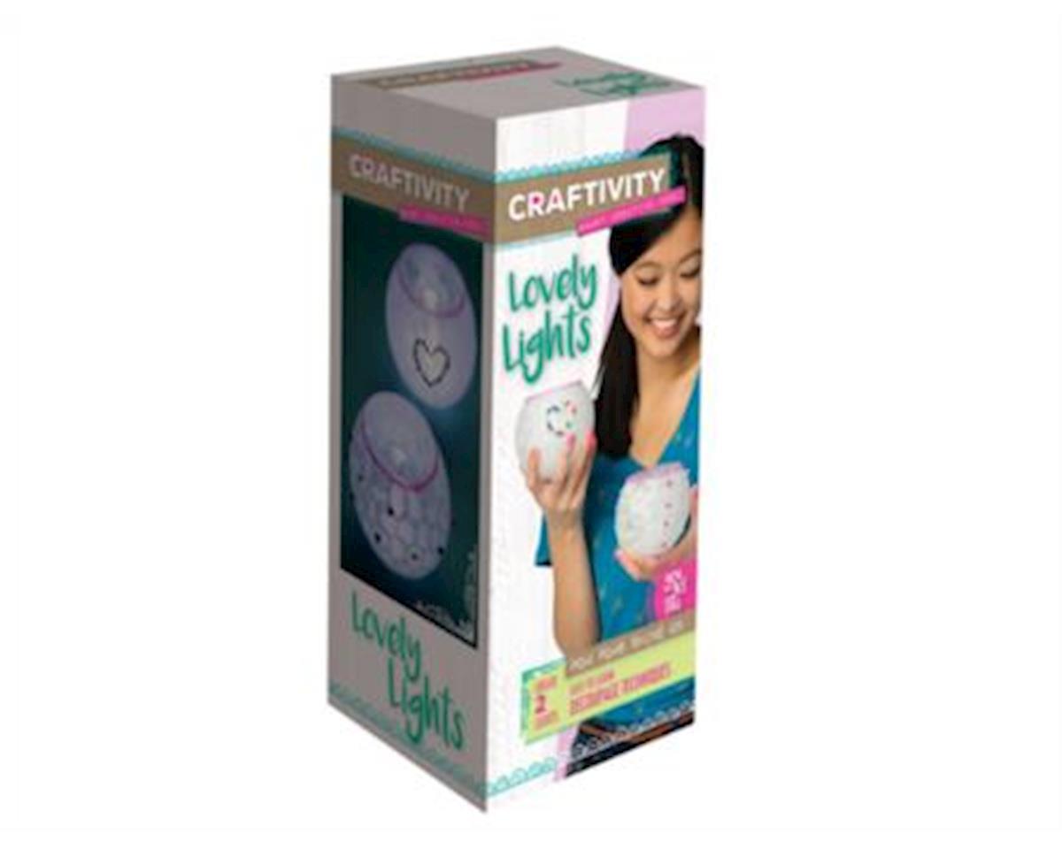 Creativity for Kids Lovely Lights Craftivity Craft Kit