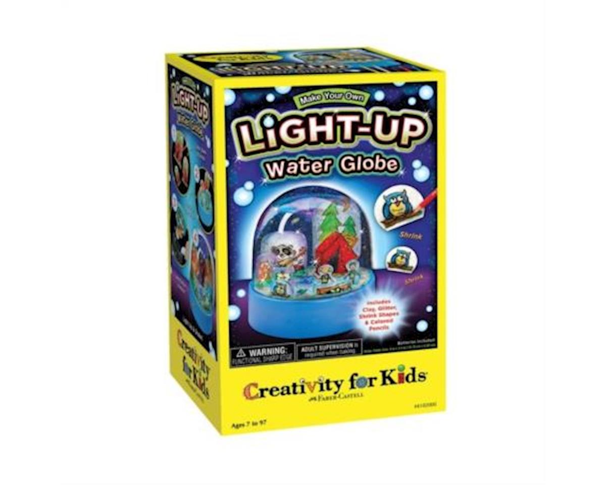 Creativity For Kids Light-Up Water Globe