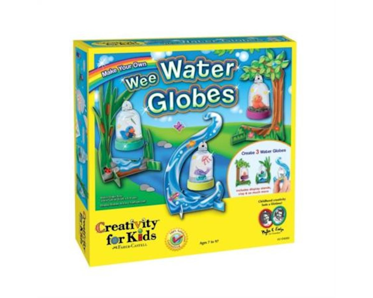 Creativity For Kids Make Your Own Wee Water Globes