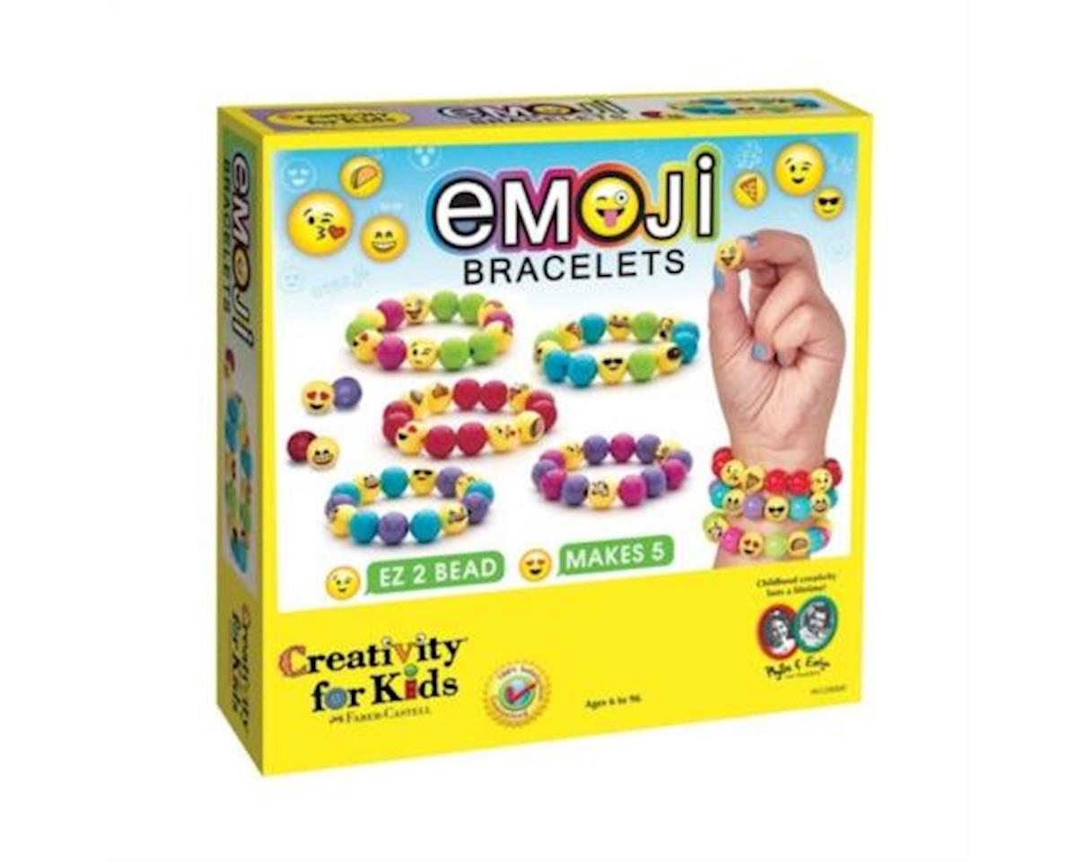 Emoji Bracelets Craft Kit