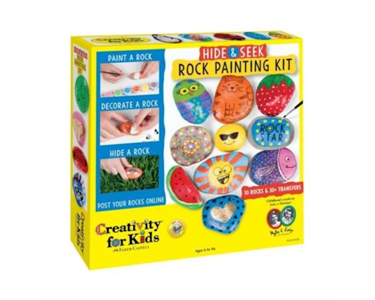 Hide and Seek Rock Painting Kit