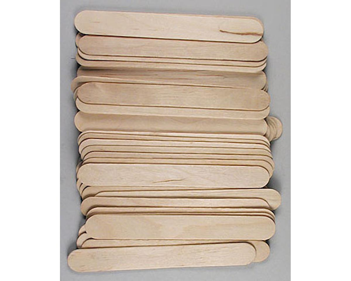 AC3676-01 Jumbo Craft Sticks (100) by Chenille Kraft