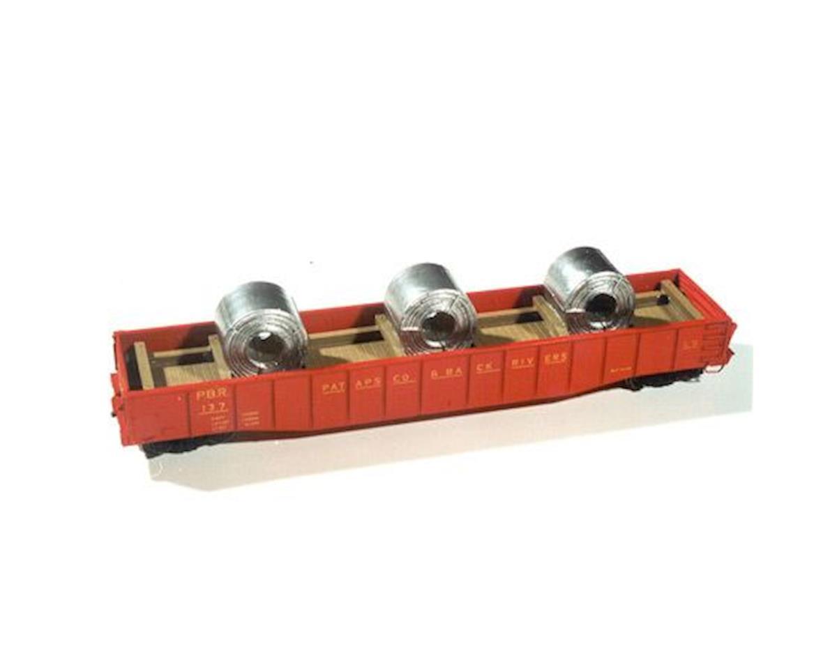 Chooch HO Coil Steel Load: Gondola