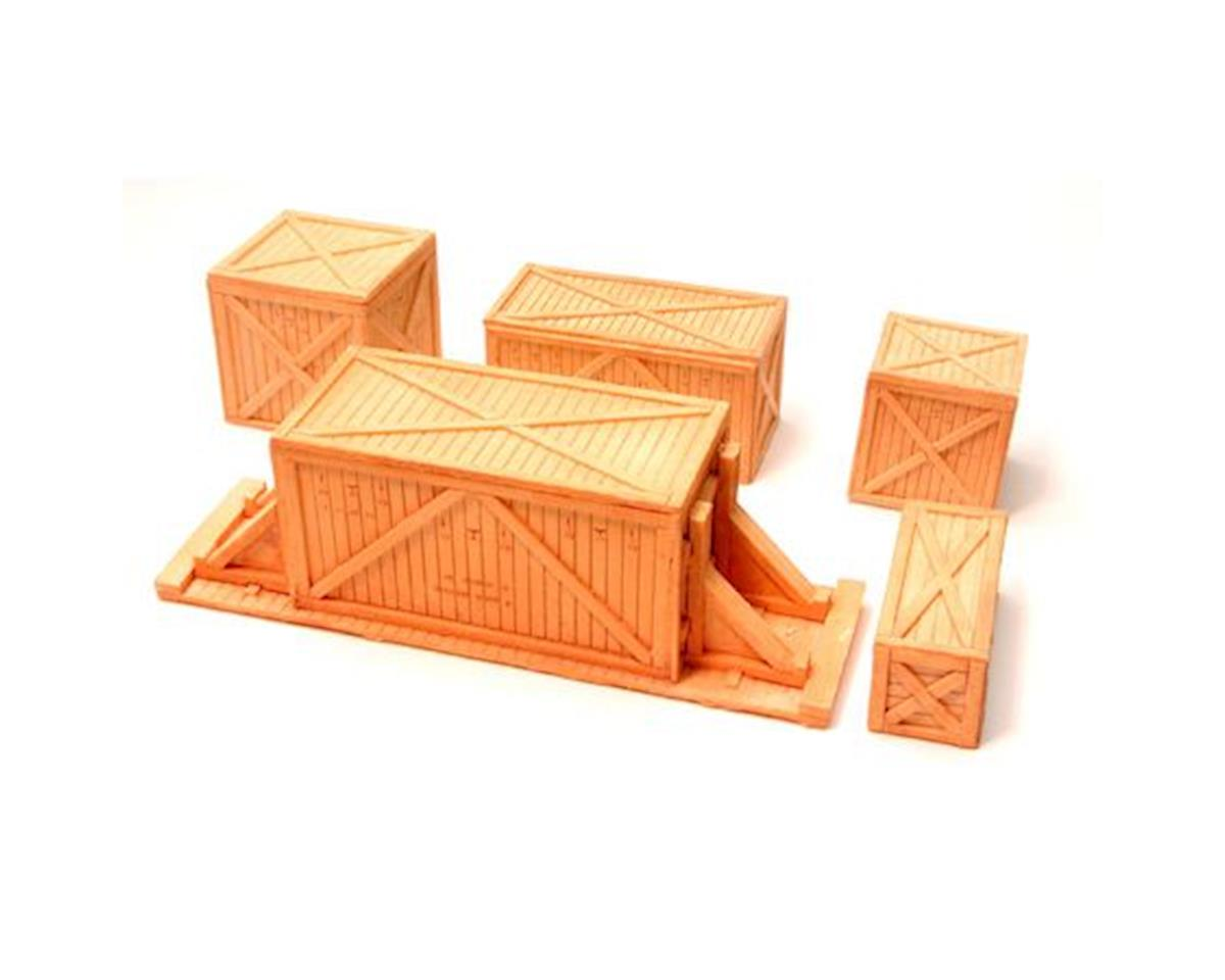 Chooch HO Heavy Crate Load (5)