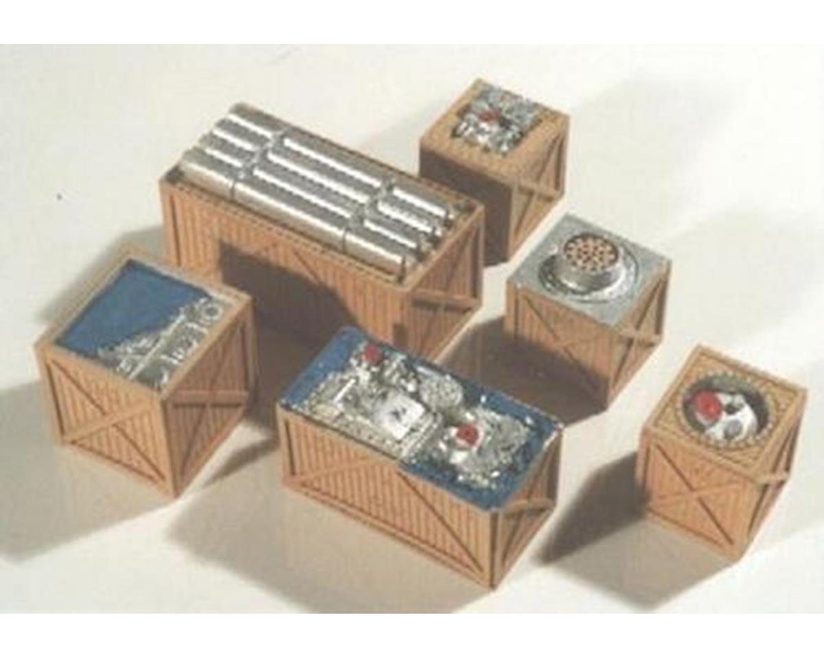 Chooch HO Open Crates Load (6)