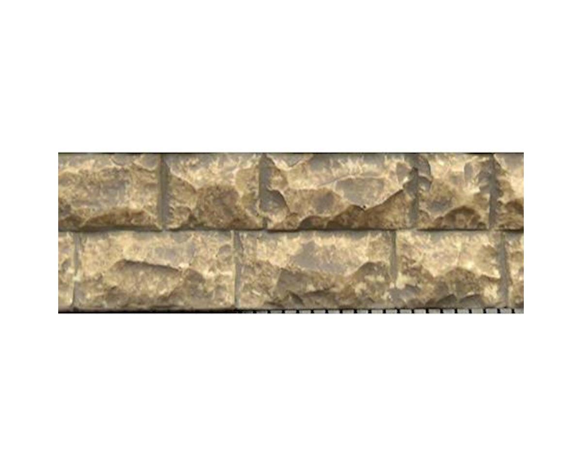 "O/G Flexible Large Cut Stone Wall, 3.5""x13.75"""