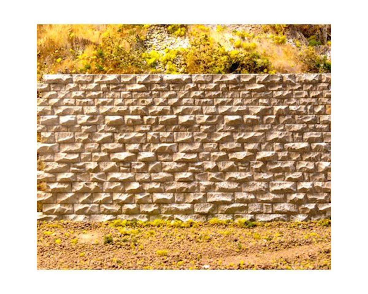 Chooch HO/O Cut Stone Wall
