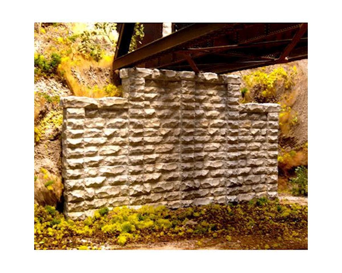 Chooch HO Cut Stone Stepped Wall