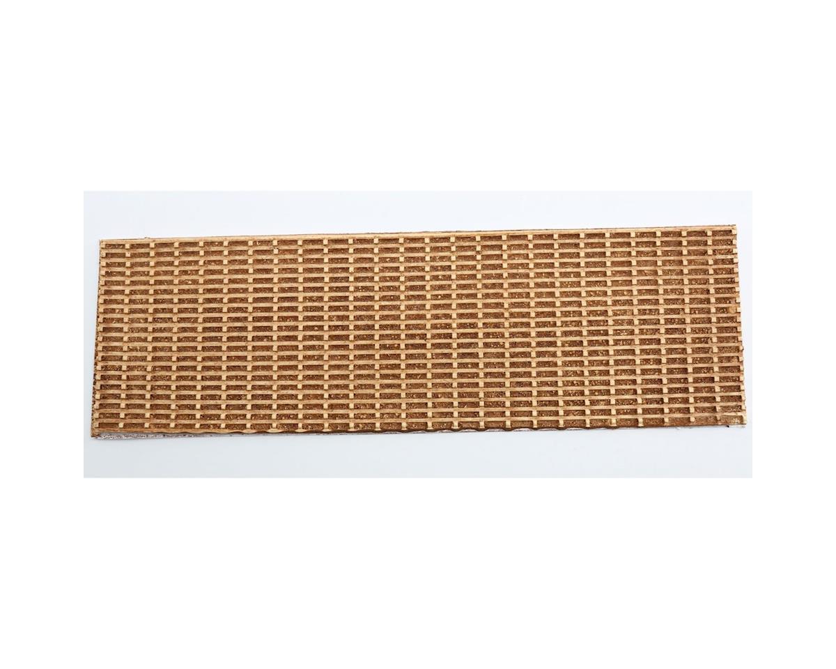 "Chooch HO/N Flexible Small Timber Cribbing Wall, 4"" x 12"""