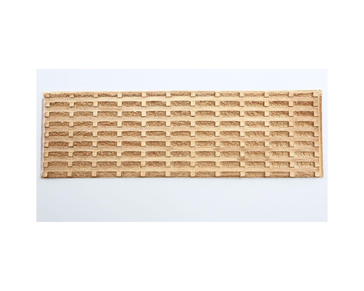 """HO/O Flexible Large Timber Cribbing Wall, 4"""" x 12"""""""