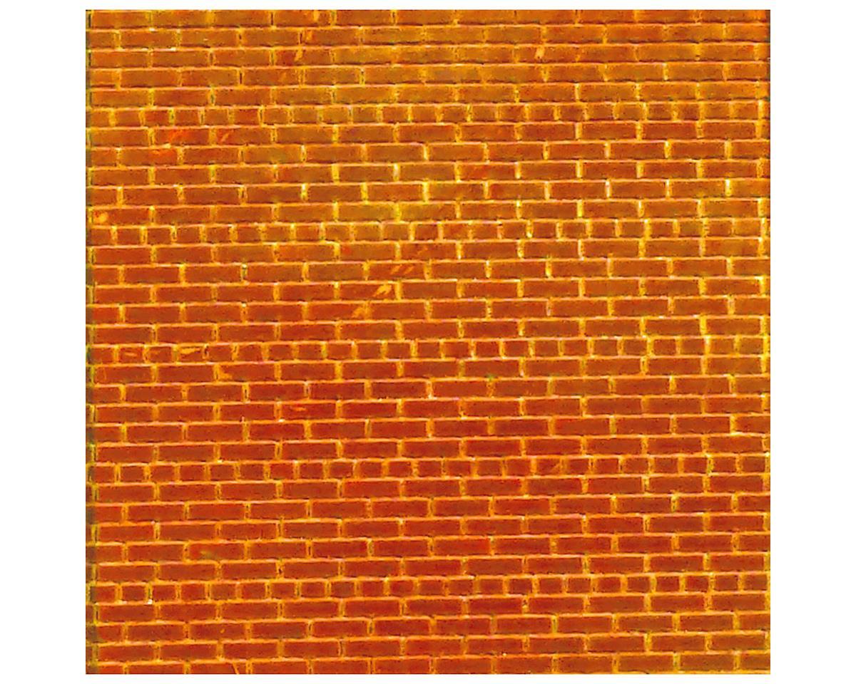 Chooch HO Brick Wall, Medium (2)