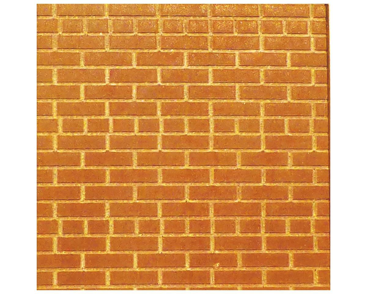 HO O Brick Wall Large (2)