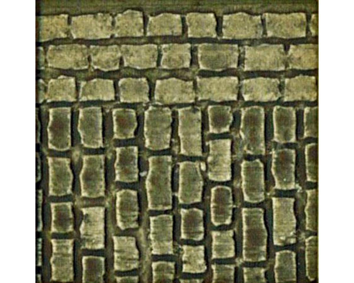 Chooch HO/O Flexible Large Cobblestone Street